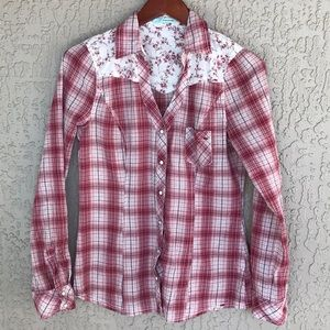 Maurice's western style top